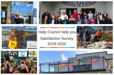 Satisfaction survey 2019 2020